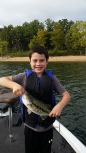 fishing guide in branson 2